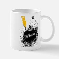 You should be writing (pen) Mug