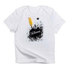 You should be writing (pen) Infant T-Shirt
