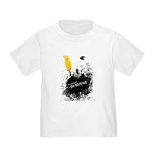 You should be writing (pen) Toddler T-Shirt