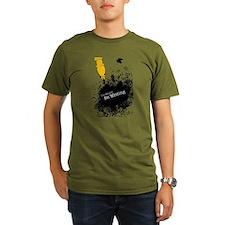 You should be writing (pen) Organic Men's T-Shirt