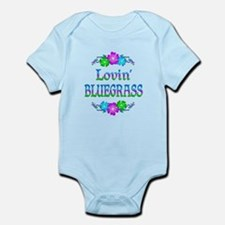 Lovin Bluegrass Infant Bodysuit
