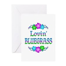 Lovin Bluegrass Greeting Cards (Pk of 10)