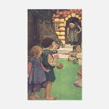 Smith's Hansel & Gretel Rectangle Decal