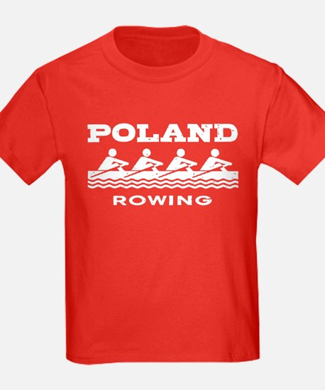 Poland Rowing T