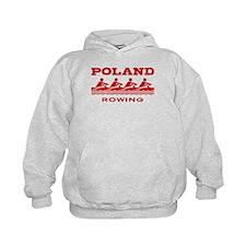 Poland Rowing Hoodie