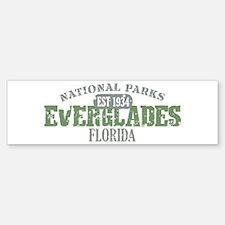 Everglades National Park FL Bumper Bumper Sticker