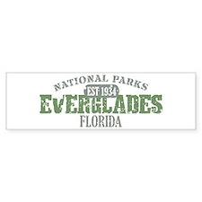 Everglades National Park FL Bumper Sticker