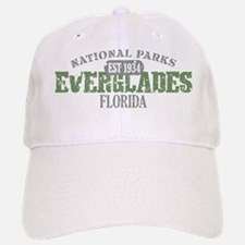 Everglades National Park FL Baseball Baseball Cap