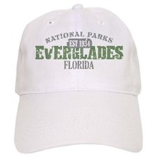 Everglades National Park FL Baseball Cap
