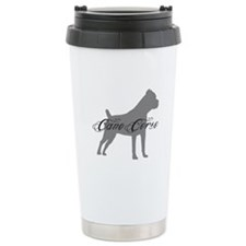 Cane Corso Travel Coffee Mug