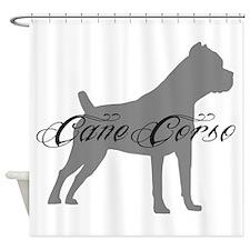 Cane Corso Shower Curtain