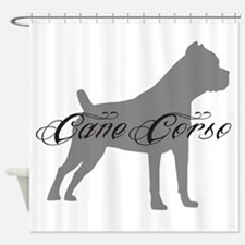 Cane Corso Shower Curtain