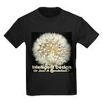 Intelligent Design Or Just A Dandelion? Kids Dark