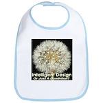 Intelligent Design Or Just A Dandelion? Bib