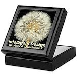 Intelligent Design Or Just A Dandelion? Keepsake B