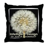 Intelligent Design Or Just A Dandelion? Throw Pill