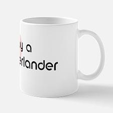 Loved by a Small Munsterlande Mug