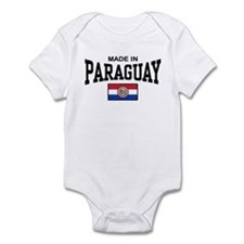 Made In Paraguay Infant Bodysuit