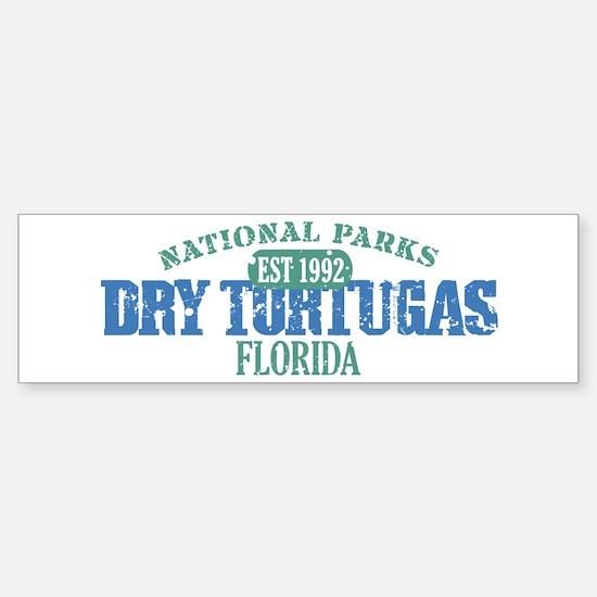 Dry Tortugas National Park FL Sticker (Bumper)