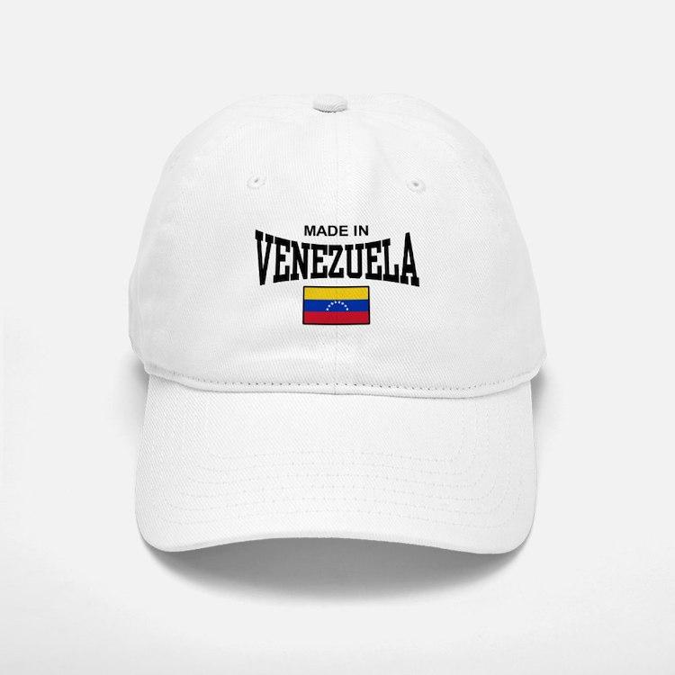 Made In Venezuela Baseball Baseball Cap
