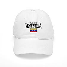 Made In Venezuela Baseball Cap