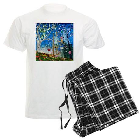 Fairy Artist Men's Light Pajamas