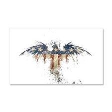 Americana Eagle Car Magnet 20 x 12