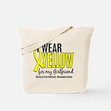 I Wear Yellow 10 Endometriosis Tote Bag