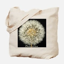 Dandelion by Terry Lynch Tote Bag