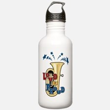 Tuba - Loud Proud Water Bottle