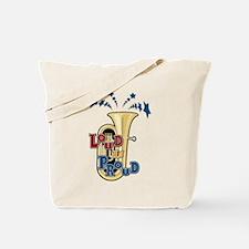 Tuba - Loud Proud Tote Bag