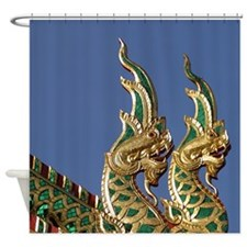 Unique Thai Shower Curtain