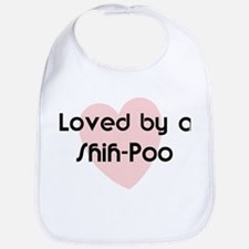 Loved by a Shih-Poo Bib