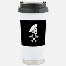 Martini Pirate Travel Mug
