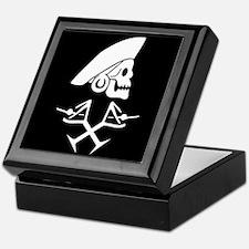 Martini Pirate Keepsake Box