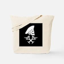 Martini Pirate Tote Bag