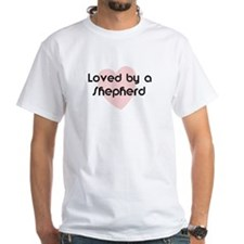 Loved by a Shepherd Shirt