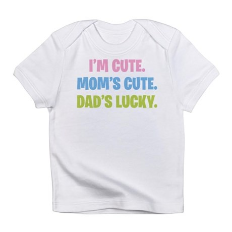 Dad's Lucky Infant T-Shirt