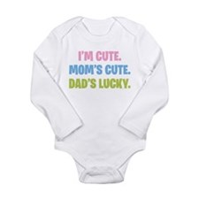 Dad's Lucky Baby Outfits