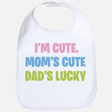 Dad's Lucky Bib