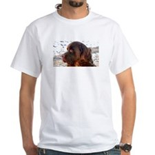 Brown Newfie Shirt