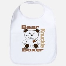 Bear Knuckle Boxer Bib