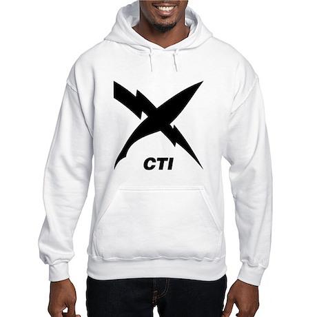Navy Cti Hoodies | Navy Cti Sweatshirts & Crewnecks