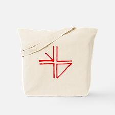 Love Symbol Tote Bag
