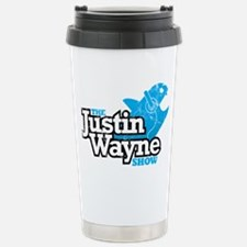 The Justin Wayne Show Travel Mug