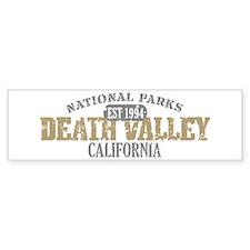 Death Valley National Park CA Bumper Sticker