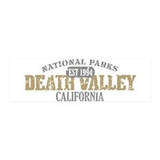 Death Valley National Park CA 42x14 Wall Peel