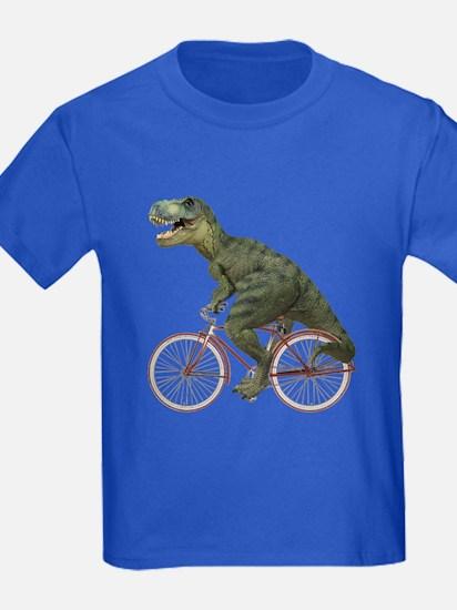 Cycling Tyrannosaurus Rex T