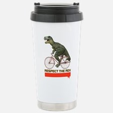 Respect Cycling Tyrannosaurus Travel Mug