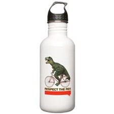 Respect Cycling Tyrannosaurus Water Bottle